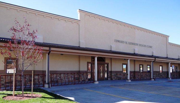 Edward M Kennedy Health Clinic Exterior