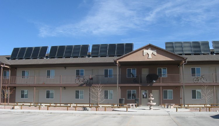 Kiva Apartments Exterior
