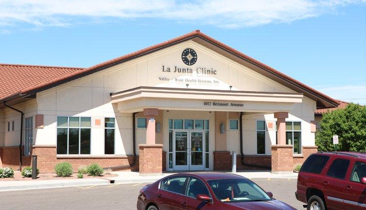 La Junta Clinic Exterior