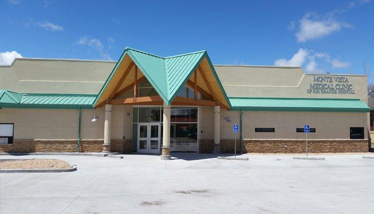 Monte Vista Medical Clinic Exterior